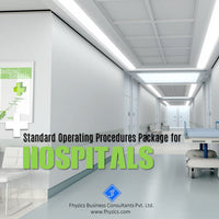 Standard Operating Procedures Package for Hospitals [SOP]