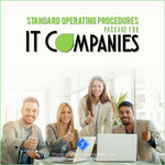 Standard Operating Procedures Package for IT Companies [SOP]