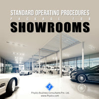 Standard Operating Procedures Package for Showrooms [SOP]