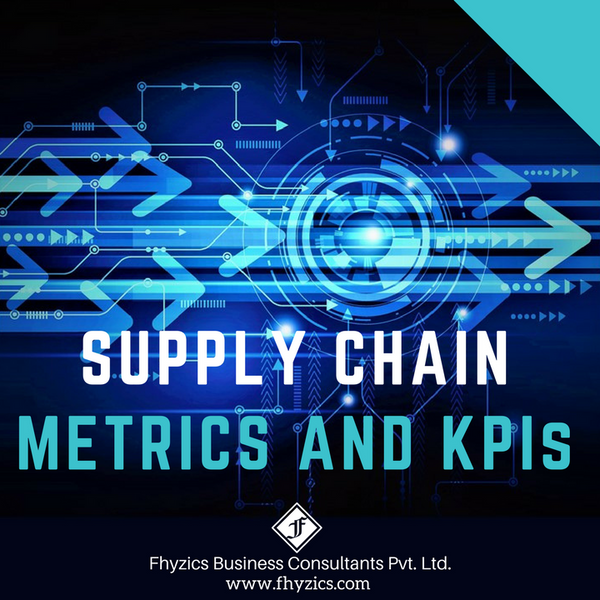 Supply Chain Metrics and KPIs