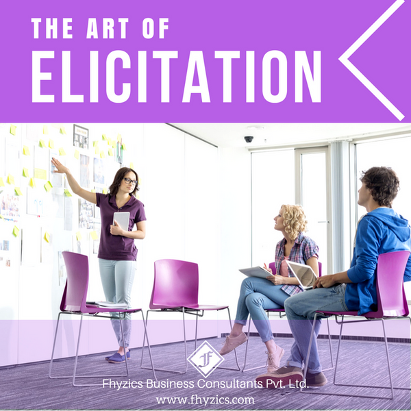 The Art of Elicitation
