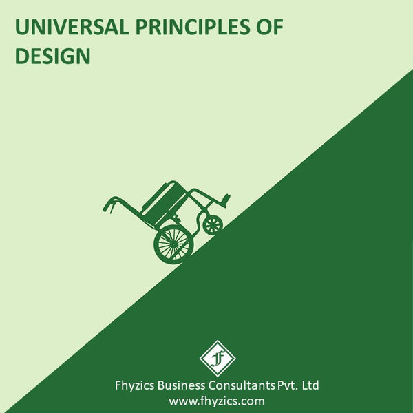 Universal Principles of Product Design