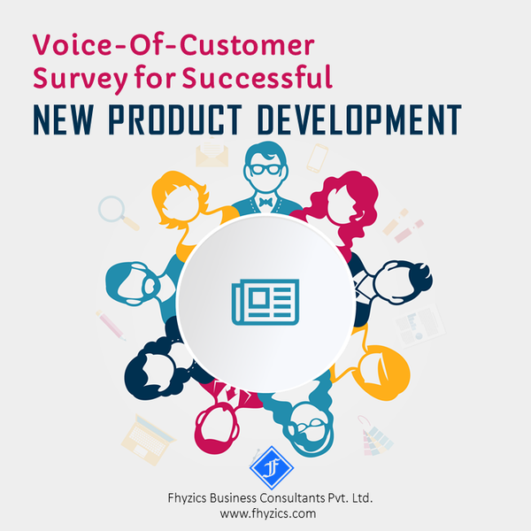 Voice-Of-Customer Survey for Successful New Product Development