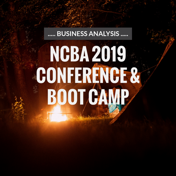 NCBA Conference 2019 (Conference & BA Boot Camp)