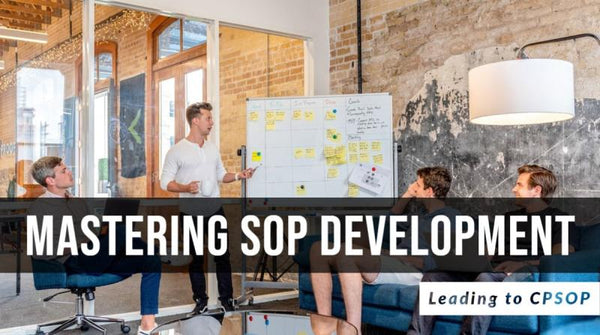 Mastering SOP Development