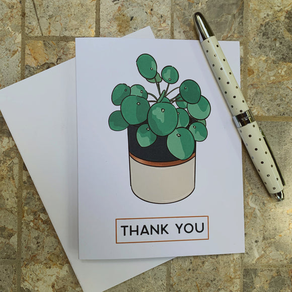 Thank You - Pilea