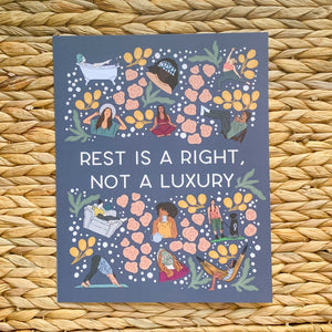 Rest is a Right, Not a Luxury