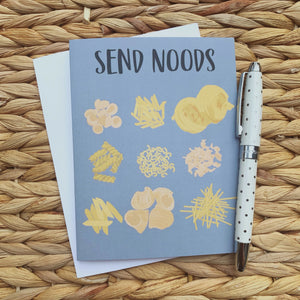 Send Noods Greeting Card