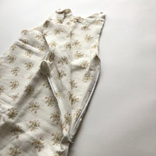 将图片加载到图库查看器,LEBOME / JENNY Summer sleeping bag / flower beige