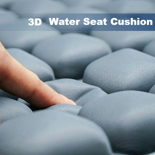 The World's Coolest Water Seat Cushion