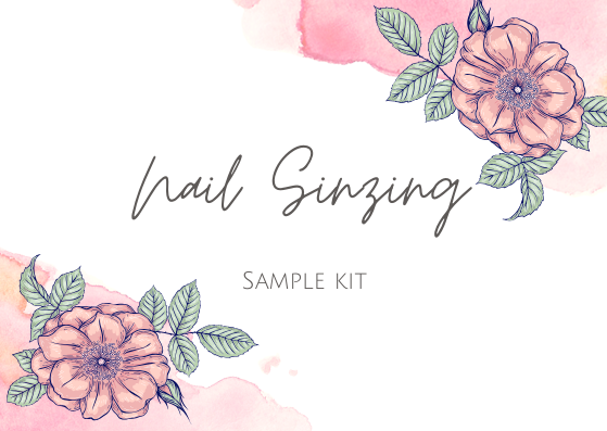 Nail Sizing Sample Kit