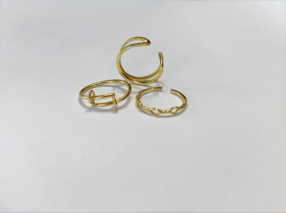 Limitless Ring Set