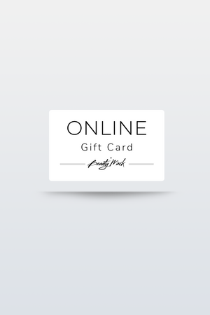 ONLINE Gift Card - Beauty Mark