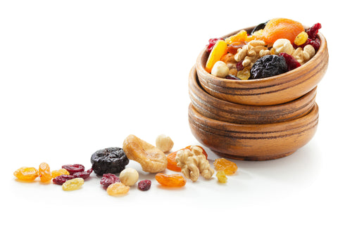 Nuts, Dried Fruits & Turkish Delights