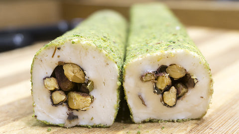 Creamy Pistachio Turkish Delight