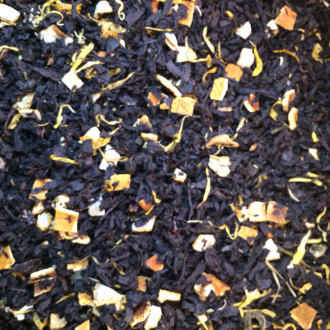 Bergamot Tea (The Real Earl Grey)