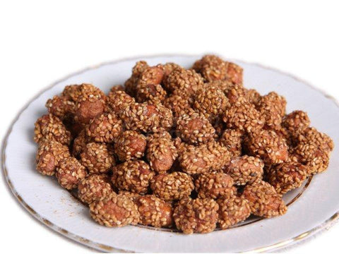 Sesame Honey Nuts