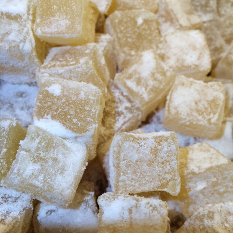 Vanilla & Honey Turkish Delight