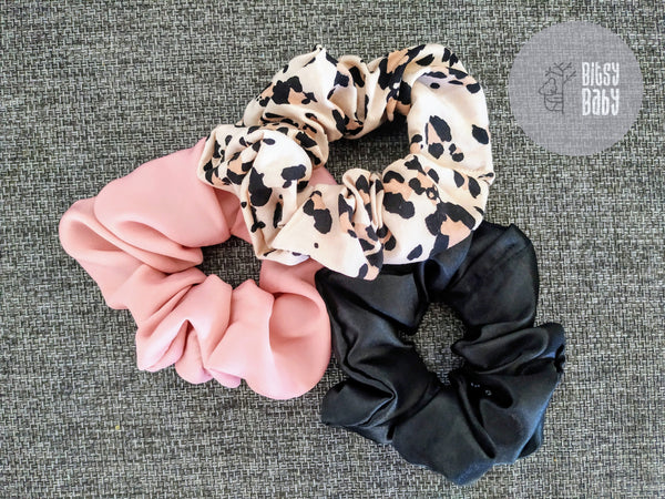Scrunchies - Trendy Trio