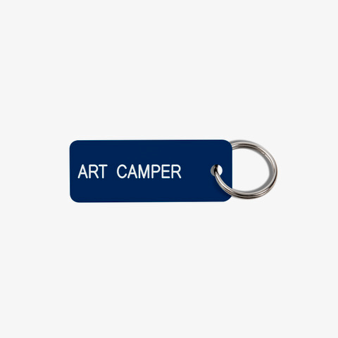 Contemporary Keytags