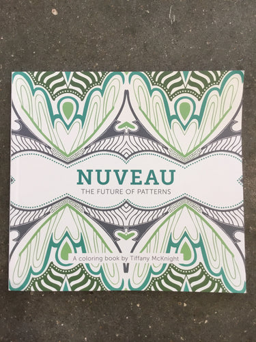 Nuveau by Tiffany McKnight | Coloring Book