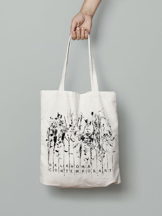 Oklahoma Contemporary Tote Bag