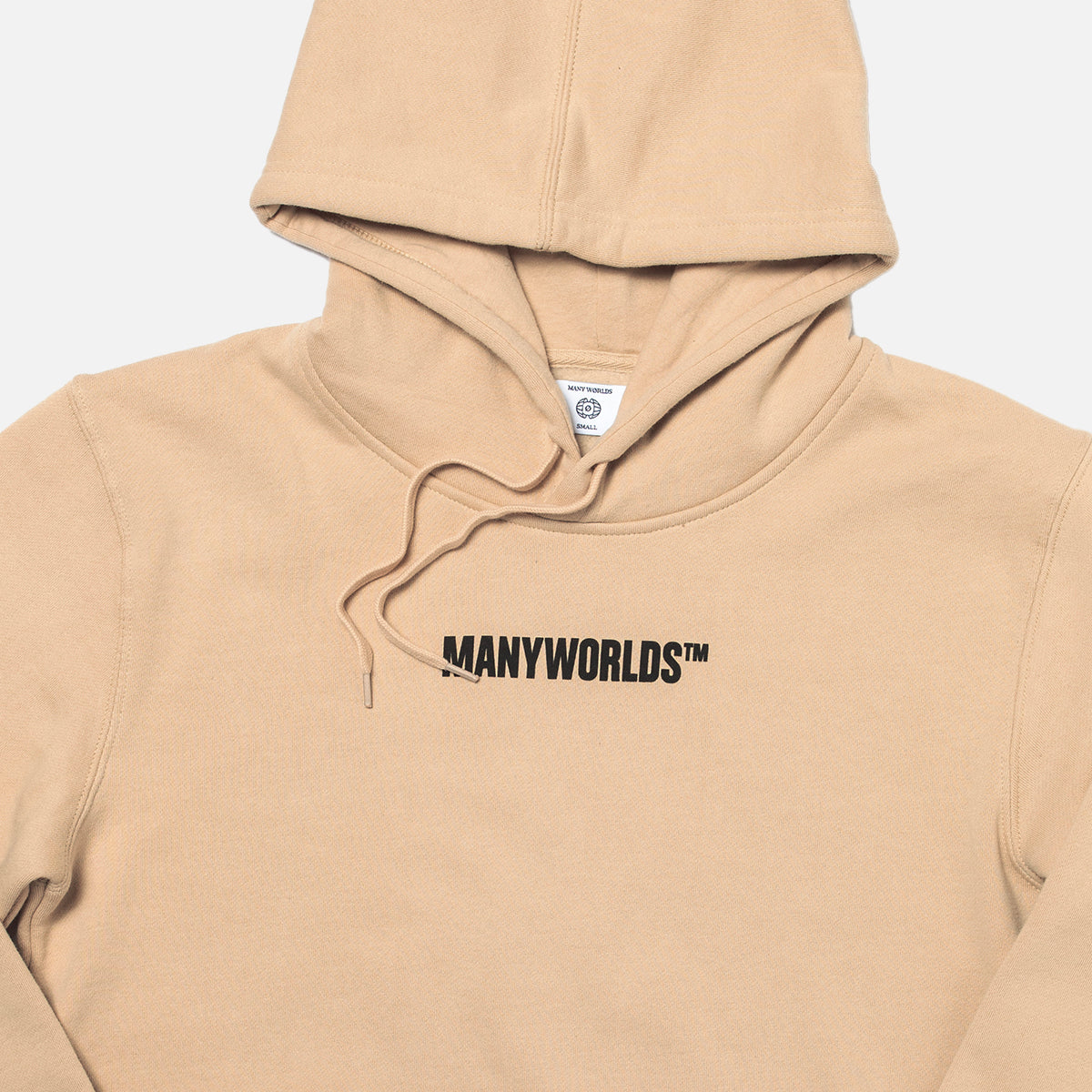 All is Possible Hooded Sweatshirt (Camel)
