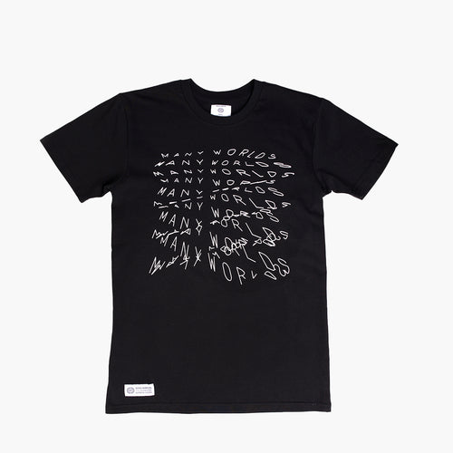 Ripple Effect Tee (Black)