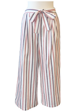 Load image into Gallery viewer, pastel tie front pants