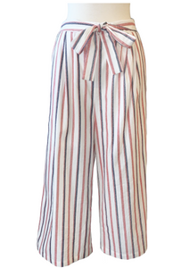 Pastel Striped Set - Pants Only - Accents Dallas