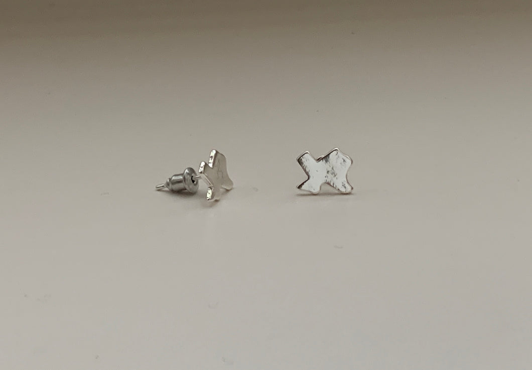 Texas Earrings - Small - Accents Dallas