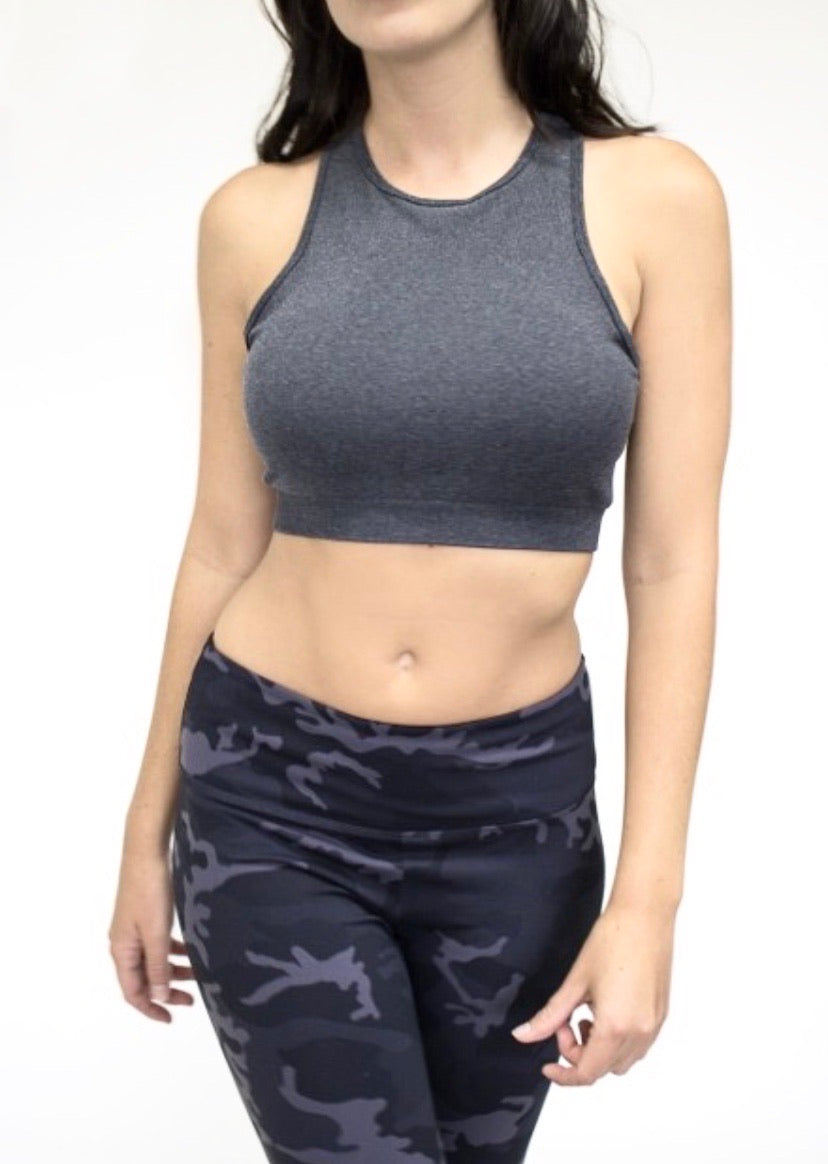 High Neck Bralette - Accents Dallas