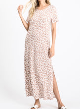 Load image into Gallery viewer, Animal Print Maxi Dress - Accents Dallas