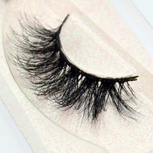 Load image into Gallery viewer, 3D Mink Eyelashes - Accents Dallas