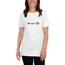 Load image into Gallery viewer, Mom Life Short-Sleeve Unisex T-Shirt - Accents Dallas