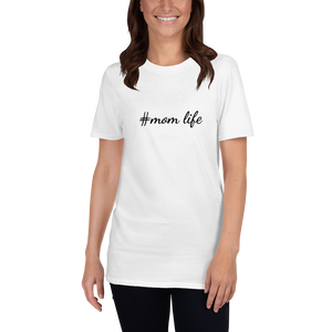 Mom Life Short-Sleeve Unisex T-Shirt - Accents Dallas