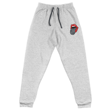 Load image into Gallery viewer, Red Lips Logo Unisex Joggers - Accents Dallas