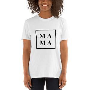 MAMA Short-Sleeve Unisex T-Shirt - Accents Dallas