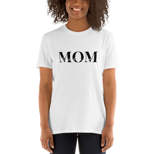 MOM HOH Short-Sleeve Unisex T-Shirt - Accents Dallas
