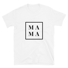 Load image into Gallery viewer, MAMA Short-Sleeve Unisex T-Shirt - Accents Dallas