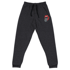 Red Lips Logo Unisex Joggers - Accents Dallas