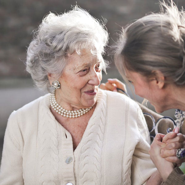 Care solutions for elderly parents