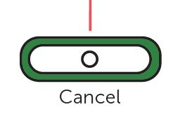 Diagram showing how to cancel