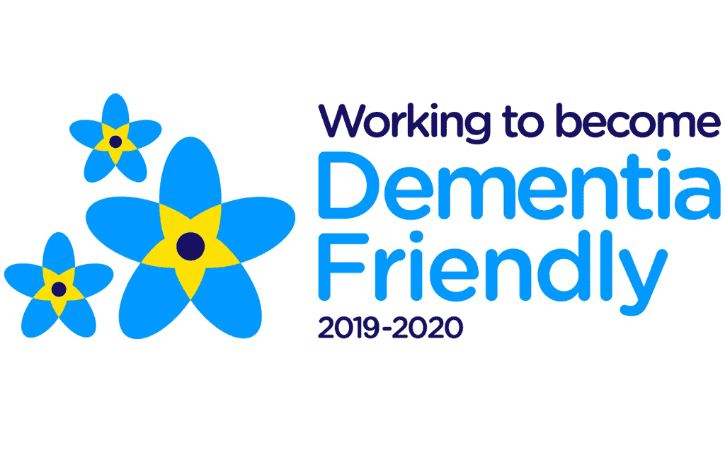Dementia trained staff
