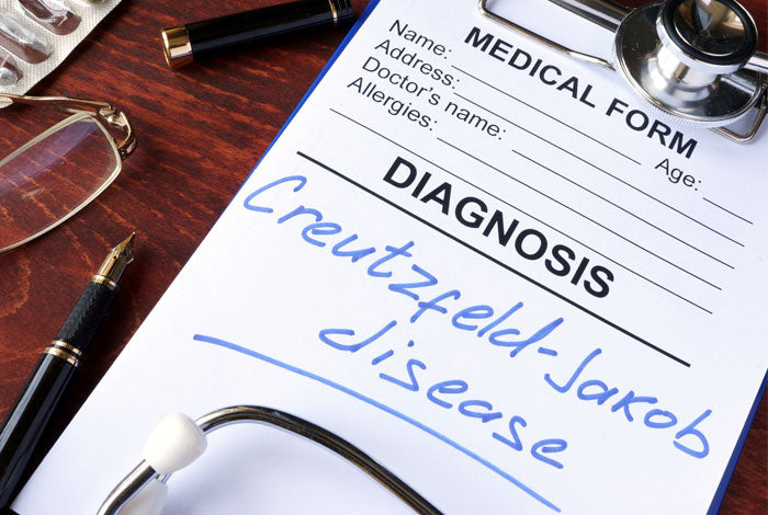 Medical form with diagnosis