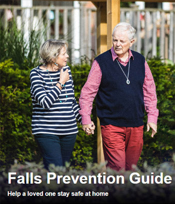 Download your free falls prevention guide