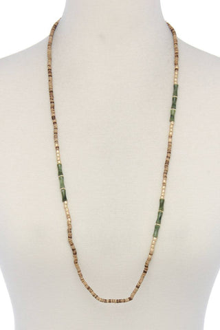 Beaded necklace - Wild Within