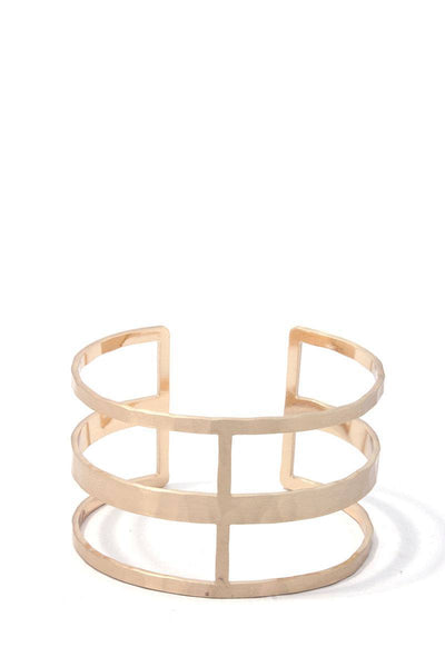 Metal Cuff Bracelet - Wild Within®