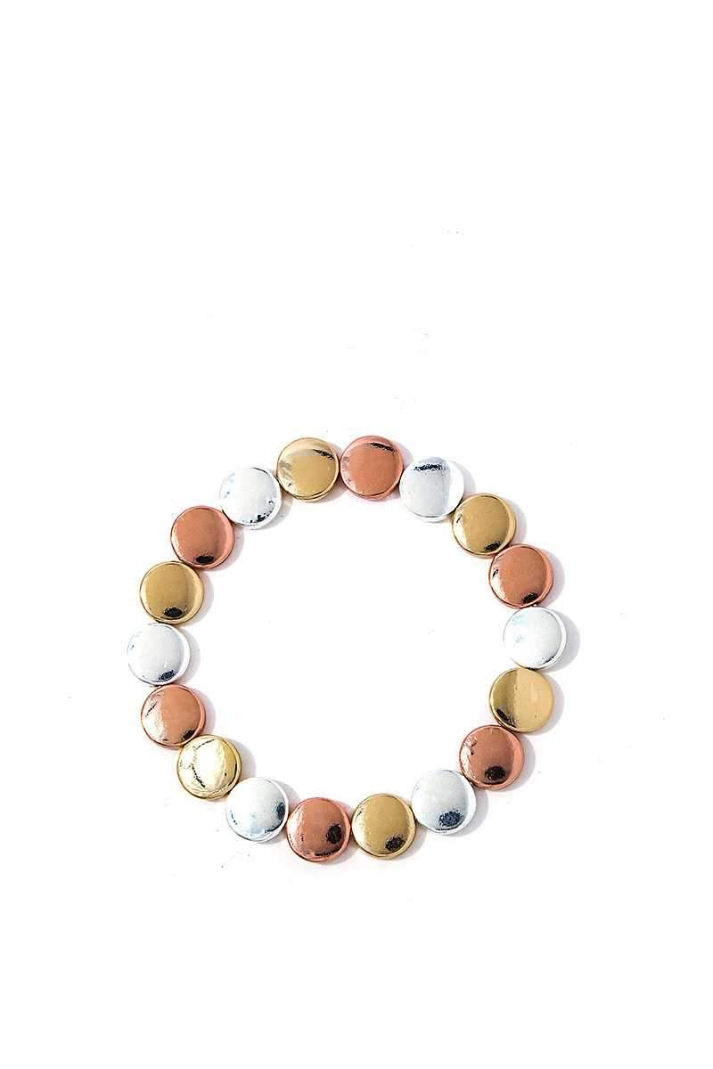 Modern Chic Beaded Bracelet - Wild Within®