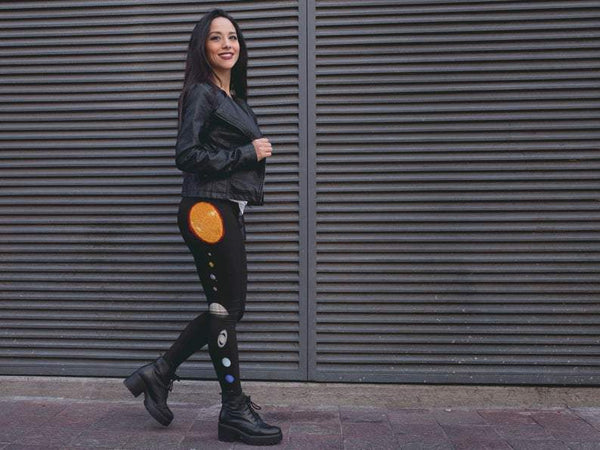 Solar System Leggings - Wild Within®
